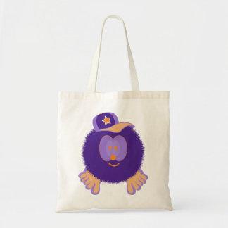 Purple Orange Baseball Cap Bag