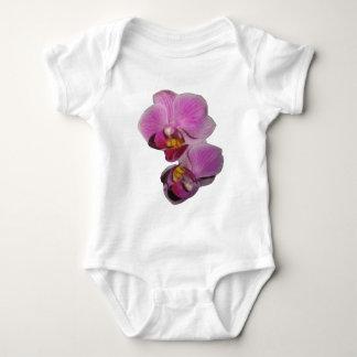 Purple Orchid Baby Bodysuit