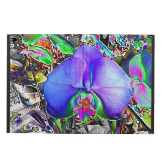 Purple Orchid Case For iPad Air