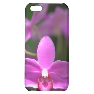 Purple Orchid Case For iPhone 5C