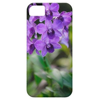 Purple orchid iPhone 5 case