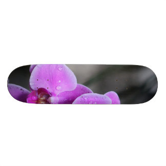 Purple Orchid 20 Cm Skateboard Deck