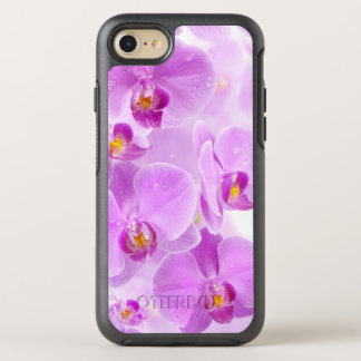Purple Orchids OtterBox Symmetry iPhone 8/7 Case
