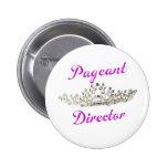 Purple Pageant Director Pins