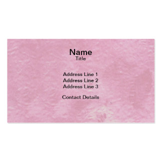 Purple Painted Wall Pack Of Standard Business Cards