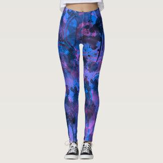 Purple PaNic 2 Leggings