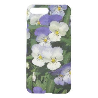 Purple Pansies iPhone 7 Plus Case