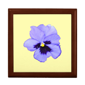 Purple Pansy Gift Box