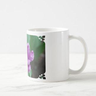 Purple Parrot Tulip Mug