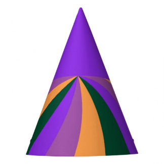 Purple Party Hat