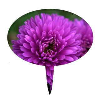 Purple Passion Cake Pick