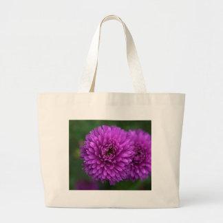 Purple Passion Canvas Bag