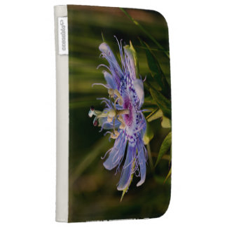 Purple Passion Flower Kindle 3G Covers