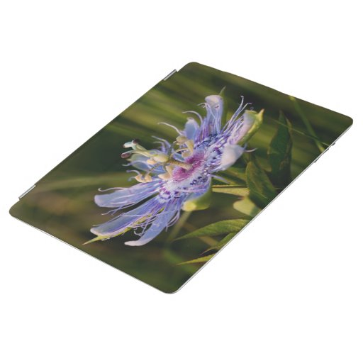 Purple Passion Flower iPad Cover