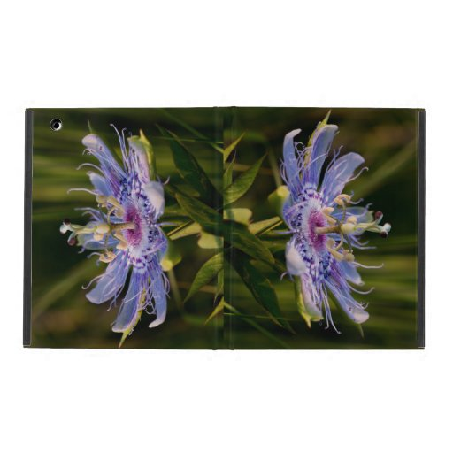 Purple Passion Flower iPad Covers