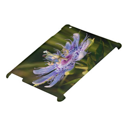 Purple Passion Flower Case For The iPad