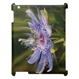 Purple Passion Flower iPad Case