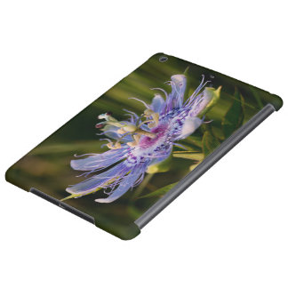 Purple Passion Flower iPad Air Cover