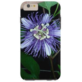 purple passion flower iPhone case Tough iPhone 6 Plus Case