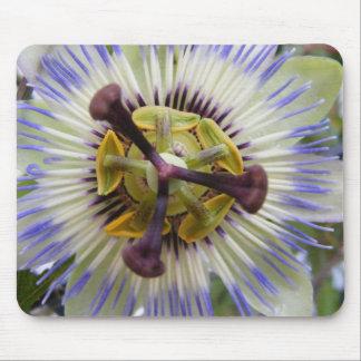 Purple Passion Flower Mousepad