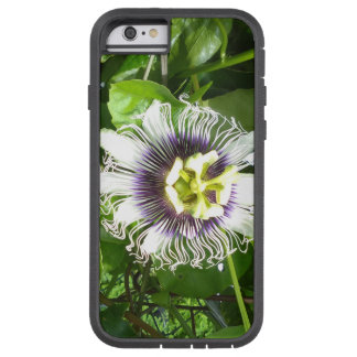 PURPLE PASSION FRUIT FLOWER TOUGH XTREME iPhone 6 CASE