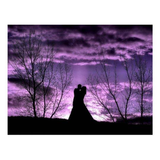 Purple Passion Post Card