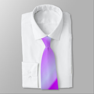Purple Passion Striped Neck Tie