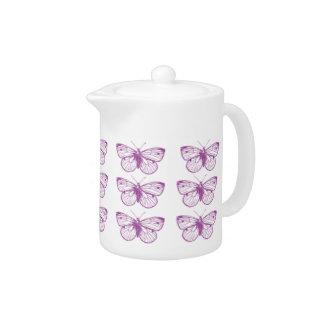 Purple Patina: Butterflies