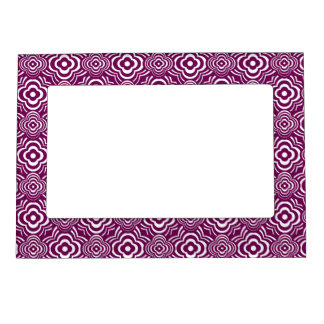 Purple Peddler Magnetic Picture Frame