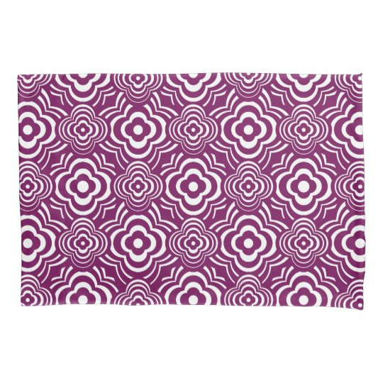 Purple Peddler Pillowcase