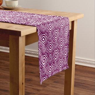 Purple Peddler Short Table Runner