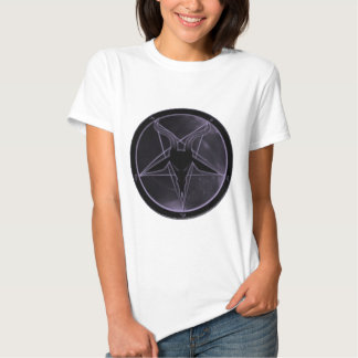 Purple Pentagram Shirt