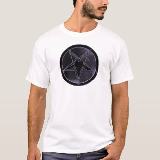 Purple Pentagram T-Shirt