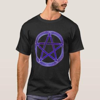 Purple Pentical T-Shirt