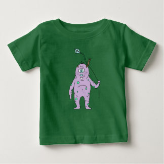Purple People Eater Baby T-Shirt