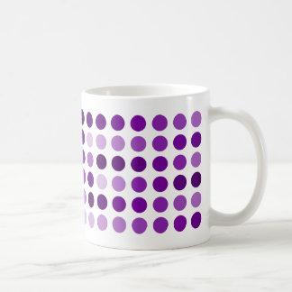 Purple People Eater Basic White Mug