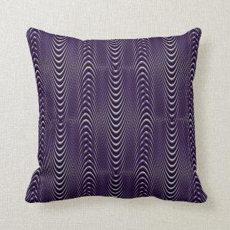 Purple People's Illusions.... Cushion