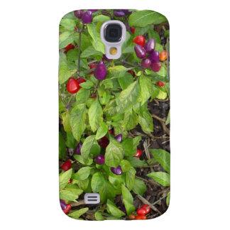 Purple Peppers! Galaxy S4 Case