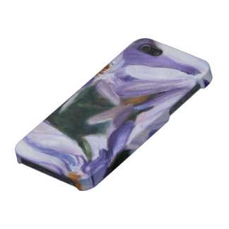 Purple Petals Flowers IPhone Case iPhone 5/5S Cover
