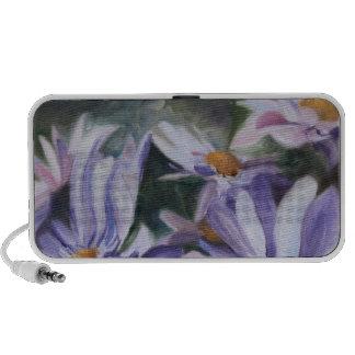 Purple Petals Speaker