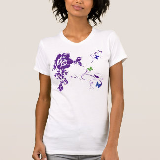 Purple Petals T-Shirt