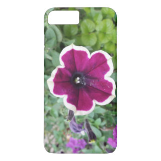 Purple Petunia iPhone 8 Plus/7 Plus Case
