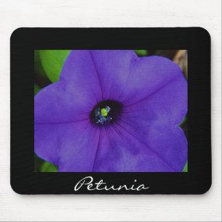 Purple Petunia Mouse Mat