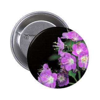 purple phacelia pins