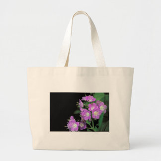 purple phacelia tote bags