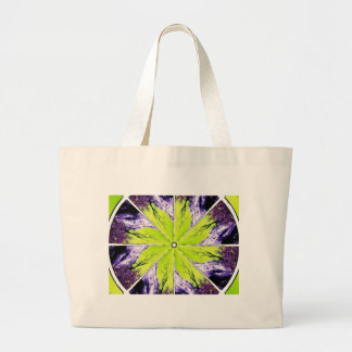 purple pic k jumbo tote bag