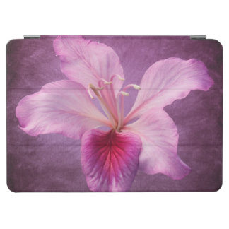 Purple Pink Orchid Tree Flower Floral iPad Air Cover