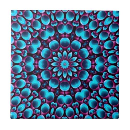 Purple Piper Colourful Ceramic Tiles
