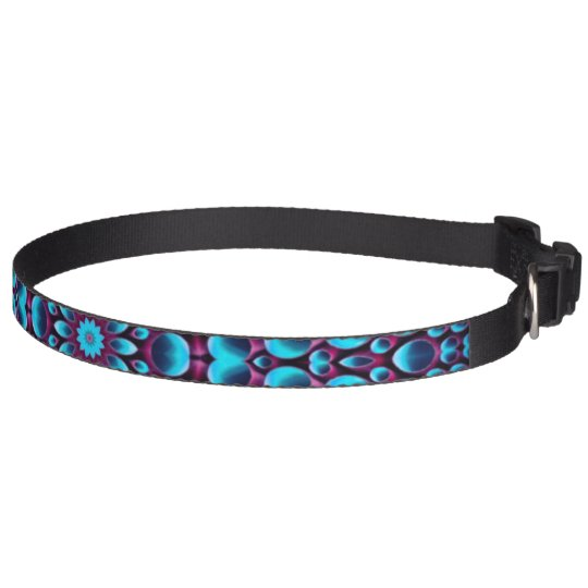 Purple Piper Colourful Dog Collars
