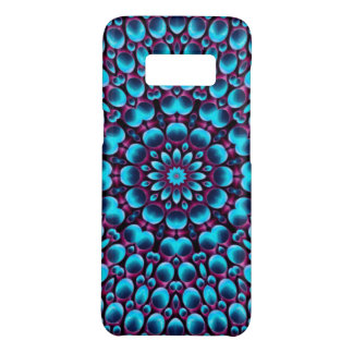 Purple Piper Kaleidoscope   Phone Cases